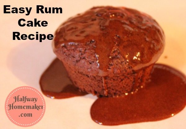 Easy Rum Cake Recipe. This impressive rum cake is super easy to make using boxed cake mix and premade frosting; use spiced rum for an exotic flavor.