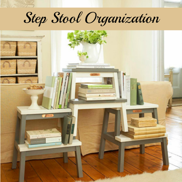 9 Unique Organizing Ideas