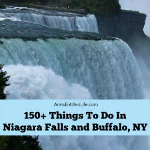What To Do In Buffalo and Niagara Falls