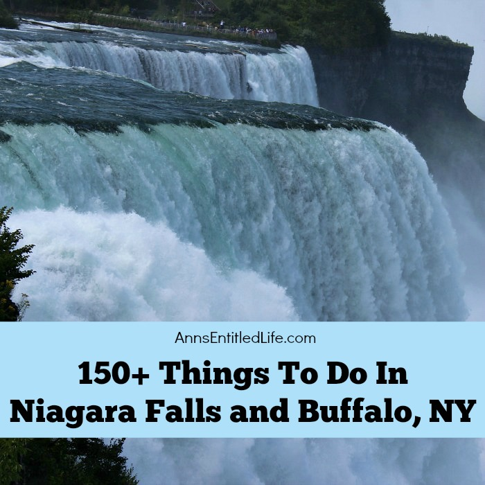 150 things to do in niagara falls and buffalo ny for Things to doin nyc