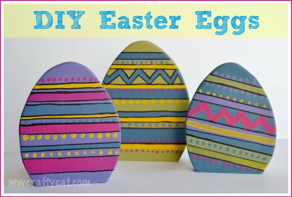 10 Easy DIY Easter Decorations