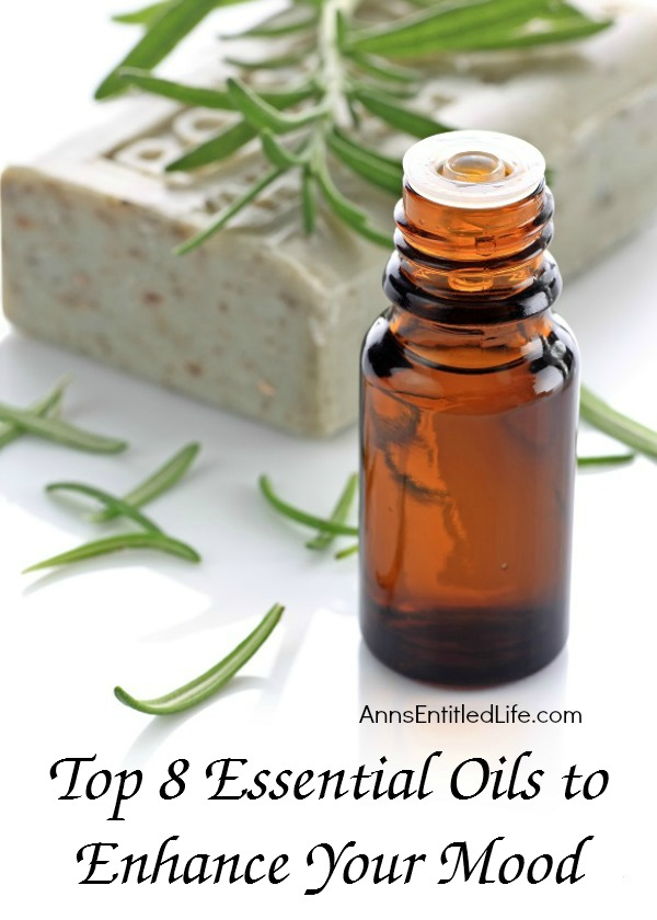 Top 8 Essential Oils to Enhance Your Mood