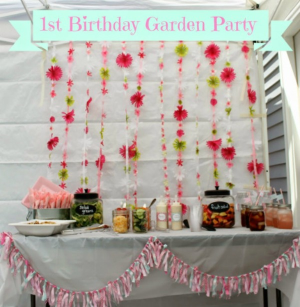 10 Outdoor Party Ideas