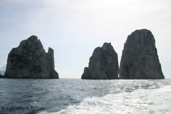 Faraglioni, Isle of Capri, Italy