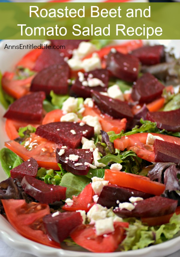 beet and tomato salad recipe by ann a beautiful delicious unique salad ...