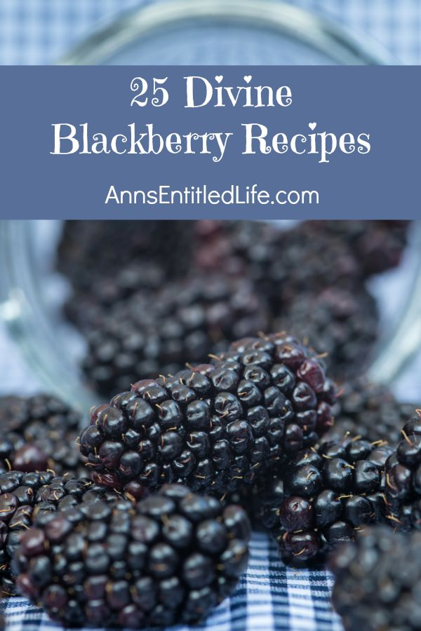 a close-up of fresh blackberries laying on a blue napkin