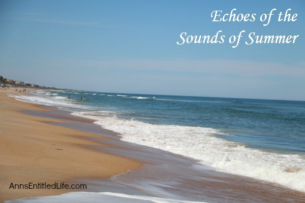 Echoes of the Sounds of Summer