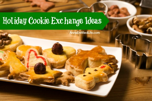 Holiday cookie exchange recipe ideas