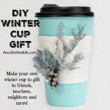 DIY Winter Cup Gift