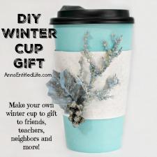 DIY Winter Cup Gift