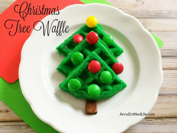 Christmas tree waffle recipe forumfinder Images