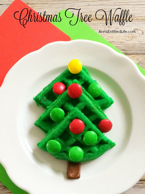 Christmas tree waffle recipe christmas tree waffle recipe by ann christmas morning breakfast does not get any cuter than this christmas tree waffle your children and you will be forumfinder Choice Image