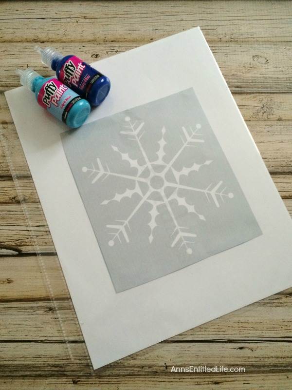 Make Your Own Snowflake Window Cling. Looking for a fun project to make with your children or grandchildren this winter? How about window clings!? Make your own snowflake window cling using these easy step by step directions. This is a great activity to beat winter boredom, when someone has the sniffles, or to just decorate your windows for winter!