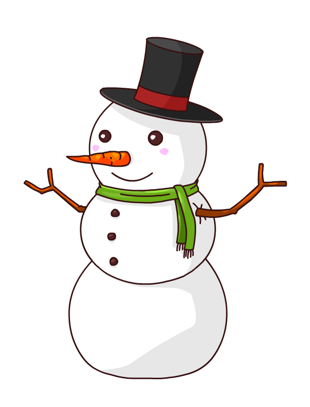 Make your own snowman window cling print out the snowman cling template pronofoot35fo Images