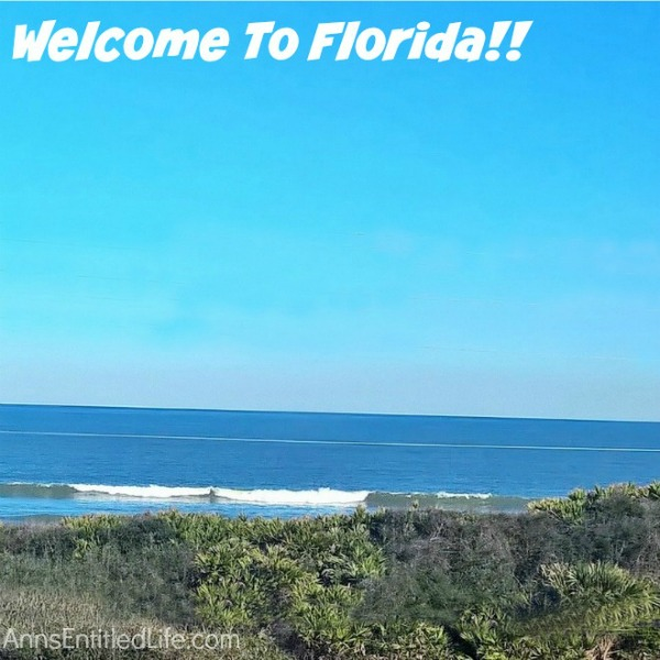 Welcome To Florida. AnnsEntitledLife.com