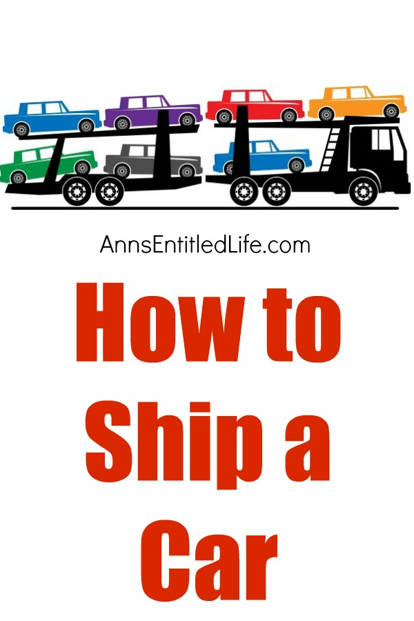 How to ship a car; our experiences with car shipping. The dos, don't, positives and negatives of shipping your vehicle, and what to watch for so you don't get scammed. Tips for shipping your vehicle.