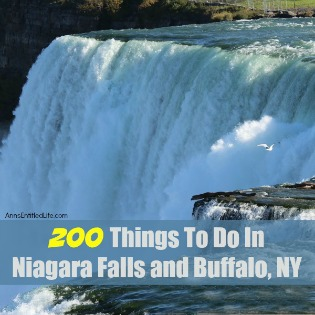 200 Things To Do In Niagara Falls and Buffalo, NY