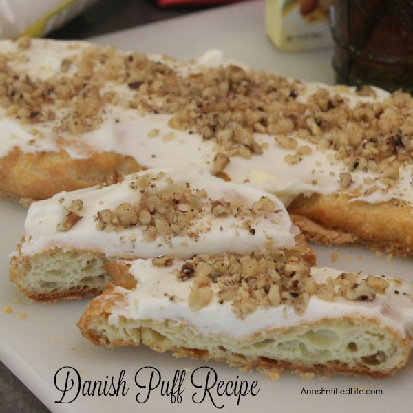 Danish Puff Recipe. This recipe is quite old. My Grandmother made it for as long as I can remember, and I have been making it for over 30 years myself. This Danish Puff is easy to make and so delicious your family and guests will want more!