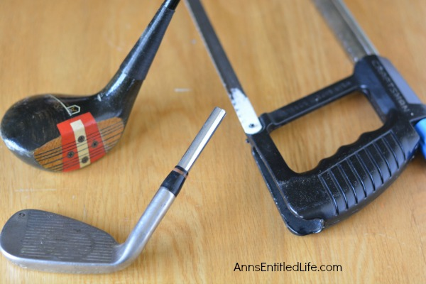 DIY Golf Bookends. This fun and charming bookend project is a great craft for a golfer. Whether you are making these delightful bookends to give away, or to add a touch of charm to adorn your own table top or bookshelf, these wonderful DIY Golf Bookends will add style and a sense of whimsy to any home decor.