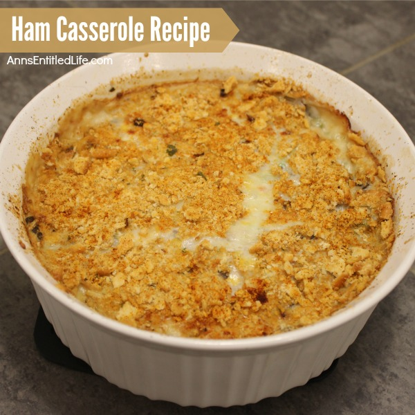 Ham Casserole Recipe. This is a delicious, easy to make Ham Casseole recipe is a wonderful use for leftover ham. This casserole freezes very well too. If you have leftover ham, try this ham casserole for dinner tonight!