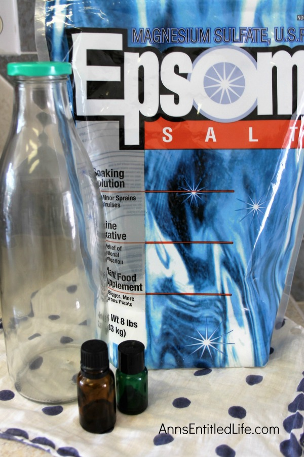 Eucalyptus and Lemon Scented Laundry Crystals. A wonderful DIY homemade laundry booster and fabric softener. This inexpensive and easy to make formula will leave your clothing bright and oh so sweet smelling!
