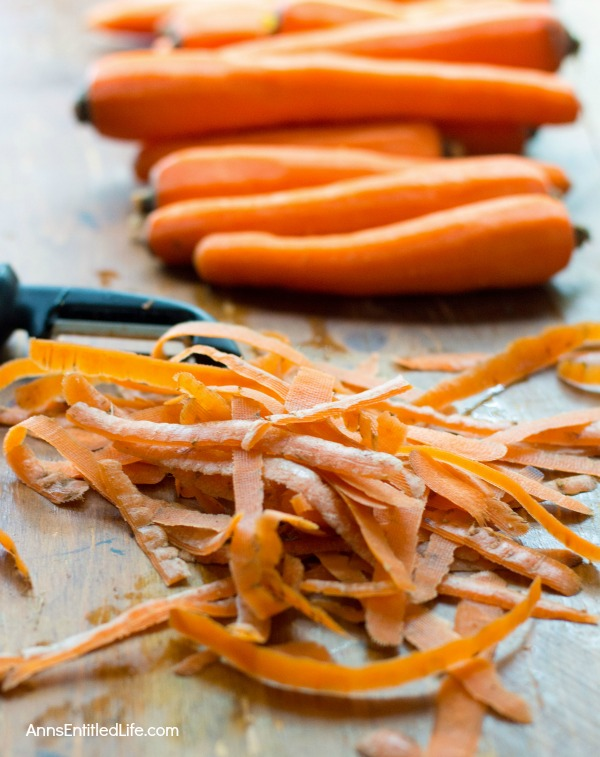 Canned Carrots Recipe. A super easy home canning recipe with step by step tutorial photographs on how to can carrots. In under an hour you can preserve your summer harvest of carrots to enjoy year-round.