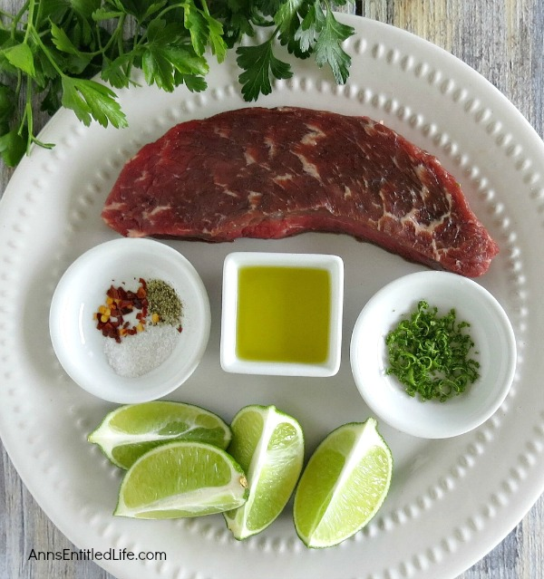 Chili-Lime Pan-Seared Steak Recipe. This Chili-Lime Pan-Seared Steak Recipe is unique and delicious. The bright, citrusy chili-lime oil enhances the flavor of your steak beautifully. And, the pop of heat is a nice surprise on the palate. This recipe may be doubled or quadrupled to serve a a larger number of people.