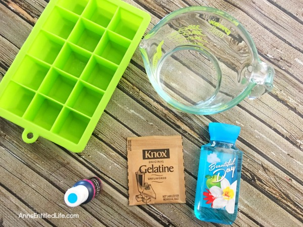 Make Your Own Shower Jellies. Learn how to make your own shower jellies with this easy, step by step tutorial. Highly customizable, this shower jellies recipe is simple to make. Make shower (or bath!) time delightful with these wonderful, fragrant, cleansing, shower jellies!