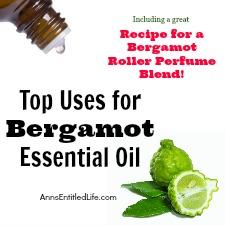 Top Uses for Bergamot Essential Oil
