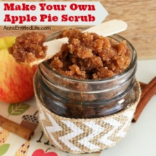Apple Pie Scrub Recipe