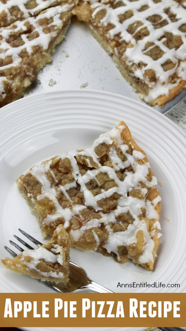 apple pie pizza recipe by ann if you love the great taste of apple pie ...