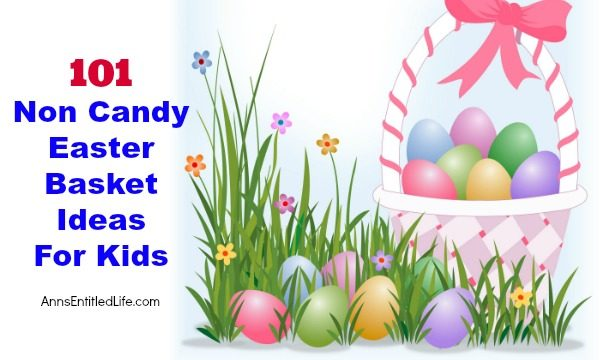 101 non candy easter basket ideas for kids negle Gallery