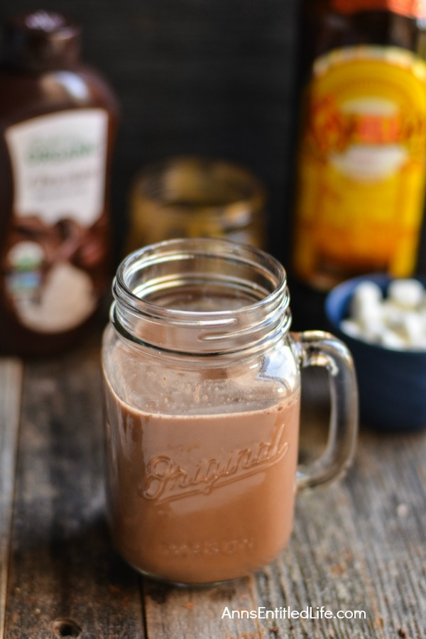 Kahlua Hot Cocoa Recipe. A rich, decadent, delicious hot cocoa treat, this adult Kahlua Hot Cocoa Recipe tastes divine on a cold winter night. Curl up on the sofa with a mug of Kahlua Hot Cocoa tonight!
