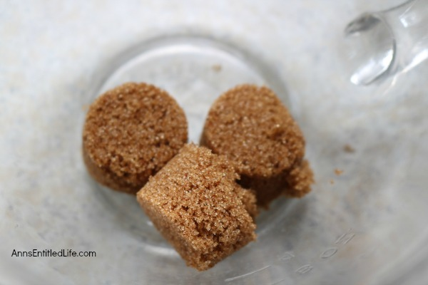 How to Make Brown Sugar Lip Scrub. Have dry, chapped lips? Exfoliate your lips with your own, homemade lip scrub. Try this delicious Brown Sugar Lip Scrub recipe. You can easily, and inexpensively, make your own Brown Sugar Lip Scrub by following these simple step by step instructions.