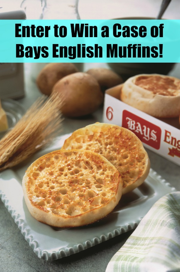 Bays English Muffins' Pizza Genius Sweepstakes