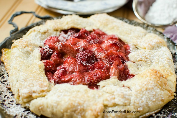 frozen strawberry rhubarb pie baking instructions
