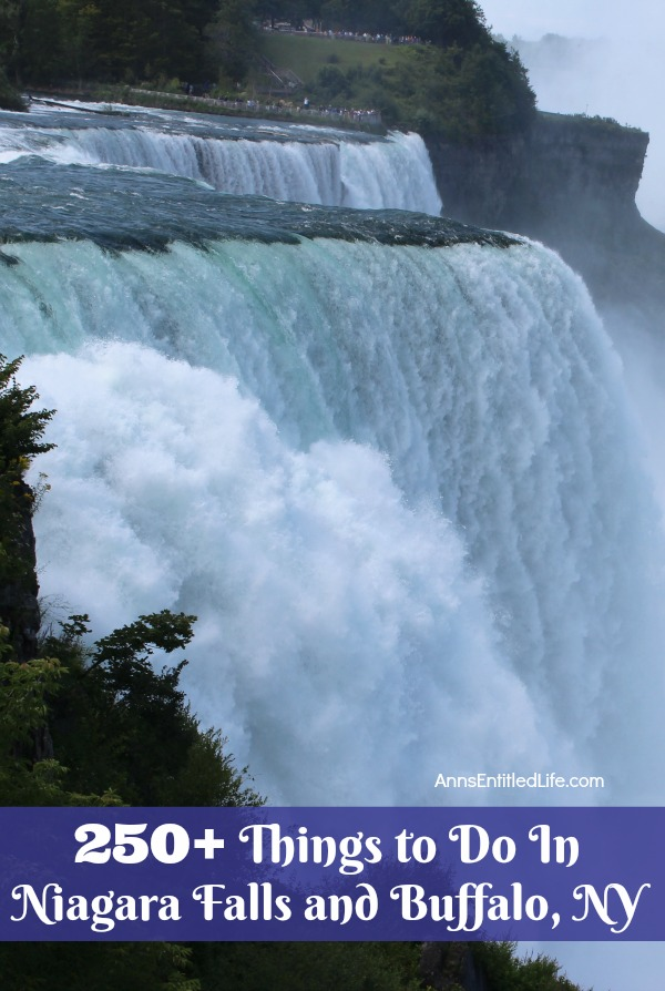 250 things to do in niagara falls and buffalo ny for Whats there to do in new york