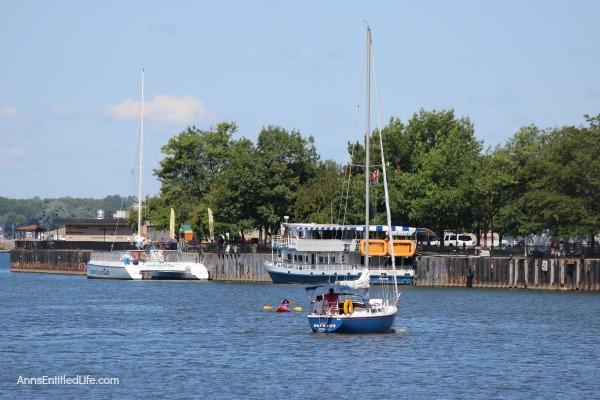 Great Lakes Water Festival Coast Gaurd Tour