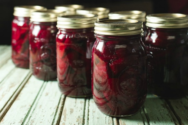 101 Canning Recipes for Fruits and Vegetables. From asparagus to zucchini and from apples to raspberries, there is a canning recipe for nearly every fruit or vegetable you can grow in your backyard garden!