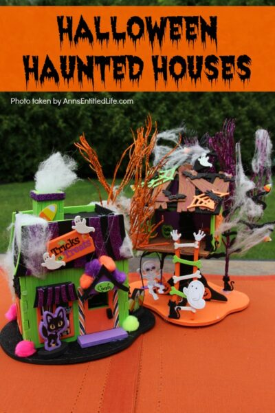 Spooky Halloween Haunted House