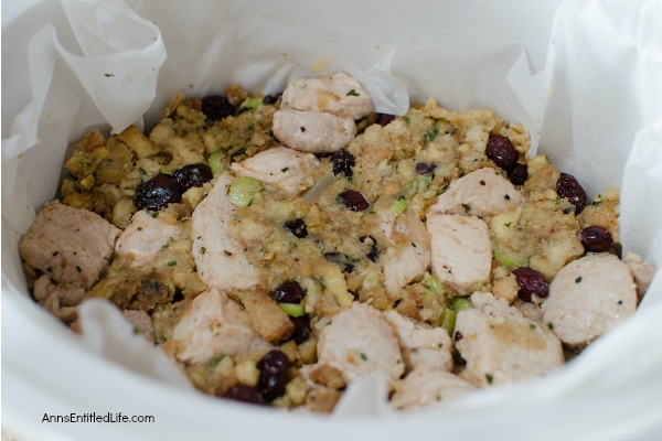 Pork and Cranberry Stuffing Recipe. A scrumptious, easy to make holiday stuffing your family and guests are sure to enjoy. Mixing the great taste of pork and cranberry, this slightly sweet dressing is a great compliment to your ham or turkey dinner.