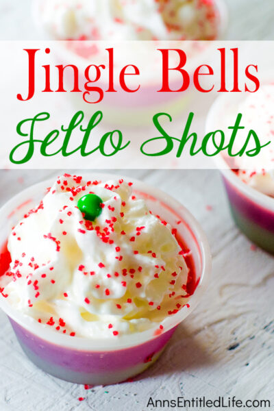 Jingle Bells Jello Shots Recipe