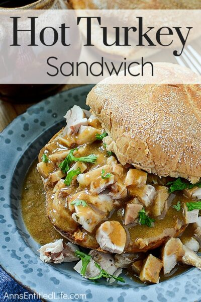 Hot Turkey Sandwich Recipe