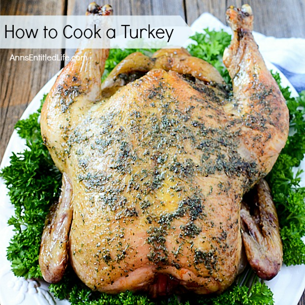 How to Cook a Turkey