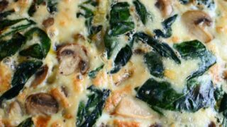 Artichoke and Cheese Frittata Recipe