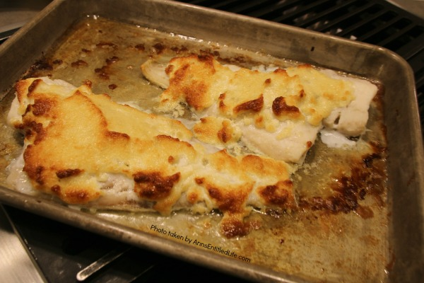 Baked Haddock with Horseradish Topping recipe. A family favorite this Baked Haddock with Horseradish Topping recipe also freezes very well (uncooked). Whether for a holiday meal of weeknight dinner, this haddock recipe is easy to make and simply delicious!