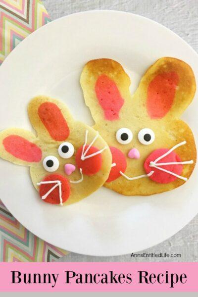 Bunny Pancakes Recipe