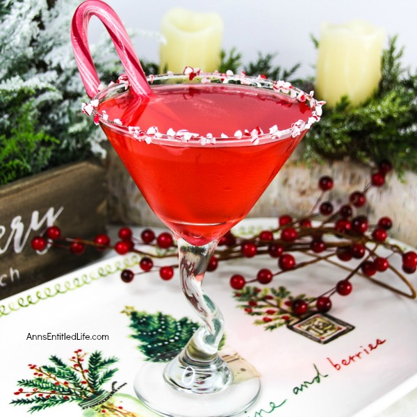 Candy Cane Cocktail. The Candy Cane Cocktail is refreshing adult beverage made with Whipped Cream Vodka, Peppermint Schnapps and Crème de Cacao. A cool, refreshing and festive holiday cocktail drink recipe.