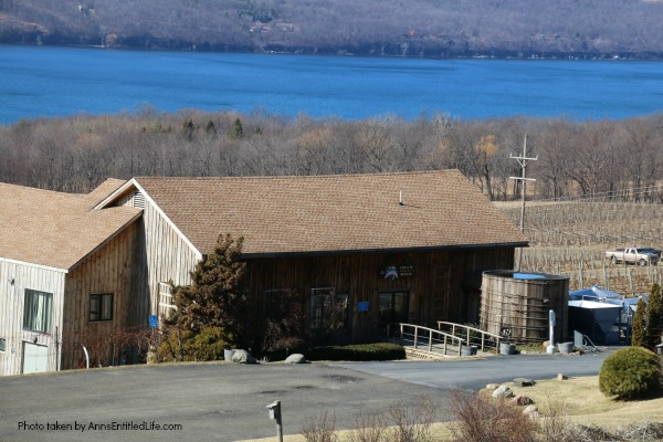 Estate Wineries on Seneca Lake