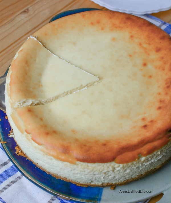 Company Cheesecake Recipe. This creamy and delicious cheesecake recipe is from my late Grandmother's recipe file – a great cheesecake recipe to make when company was coming over! Friends and family will love the smooth, luxurious taste of this company cheese recipe.